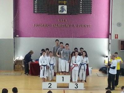 Trofeu tardor de Karate