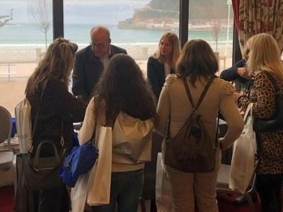 Turisme d'Encamp present al Travel Market de Sant Sebastià per presentar l'oferta turística a les agències de viatges especialitzades