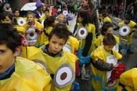 Un centenar d'infants i joves participen en les activitats previstes per Carnaval a Encamp