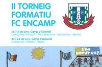 Un total de 43 equips i gairebé 500 infants participaran al II Torneig Formatiu FC Encamp