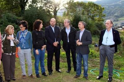 Una seixantena de padrins participen en la VII Trobada Interparroquial d'Hortolans